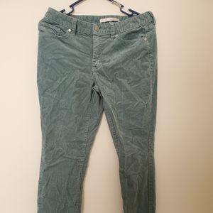Lauren conrad corduroy pants
